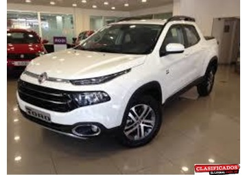 Fiat Toro Freedom AT9 Okm D/Cab 4x4 $425.000 y cts