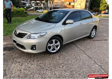 Vendo TOYOTA COROLLA 2012 XEI PACK AT. IMPECABLE